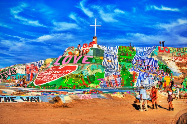 Slab City, California