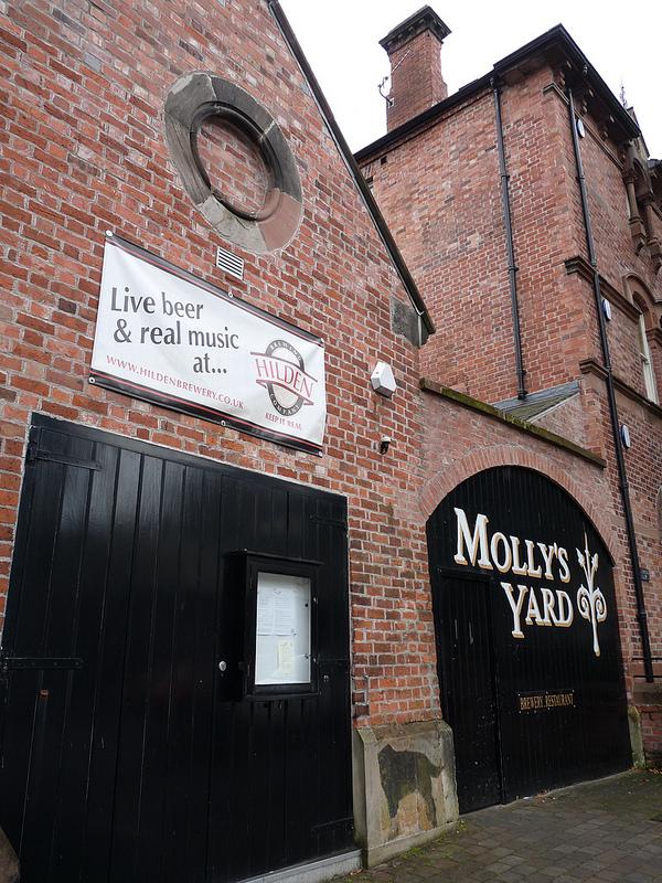 molly's yard belfast