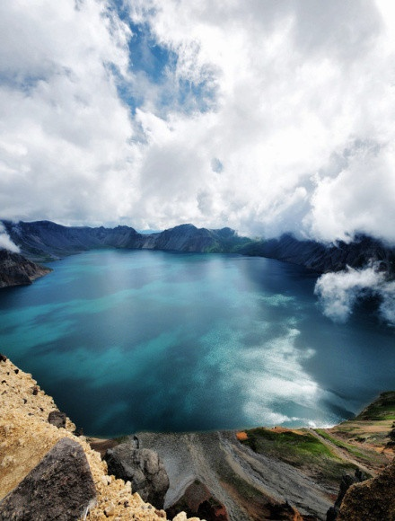 Heaven Lake, Changbai Mountain