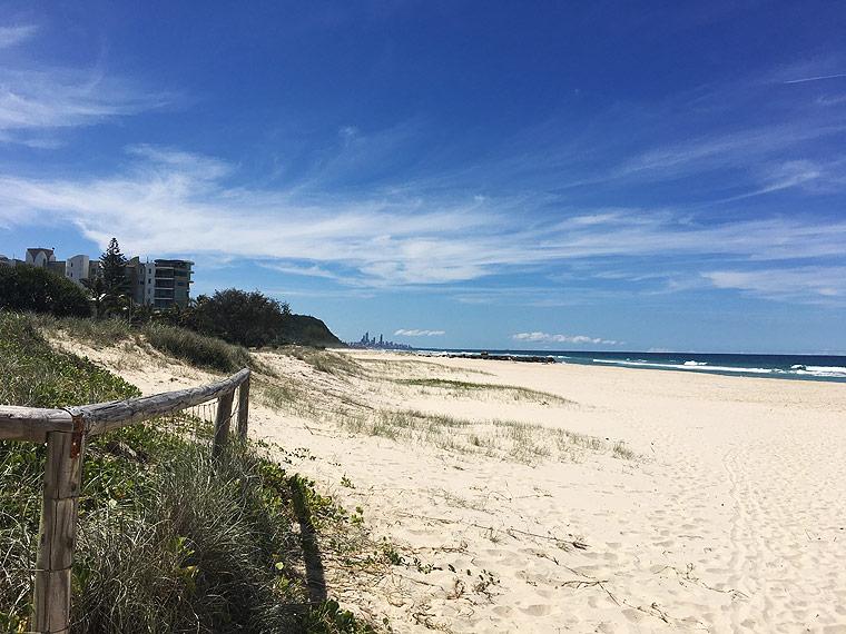 Surfers Paradise Gold Coast - Gold Coast Beaches