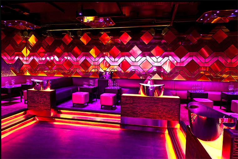 The Playground Club Liverpool Hilton