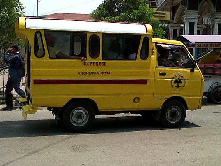 The Sudako Minibus