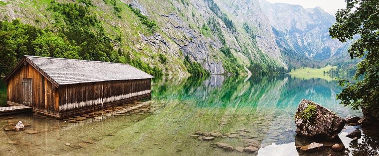 Berchtesgaden National Park - European Hiking Trails