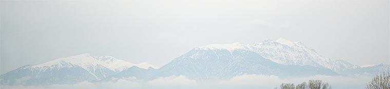 Mount Olympus - European Hiking Trails