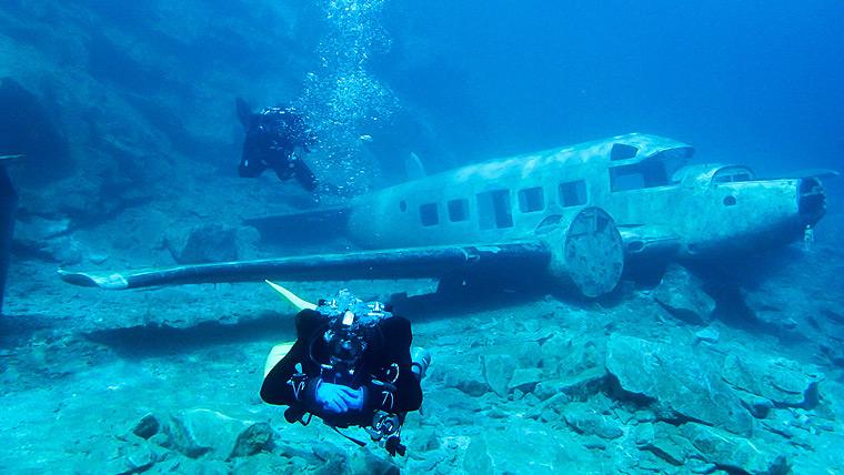 Adventure Diving in Europe - best diving destinations in Europe
