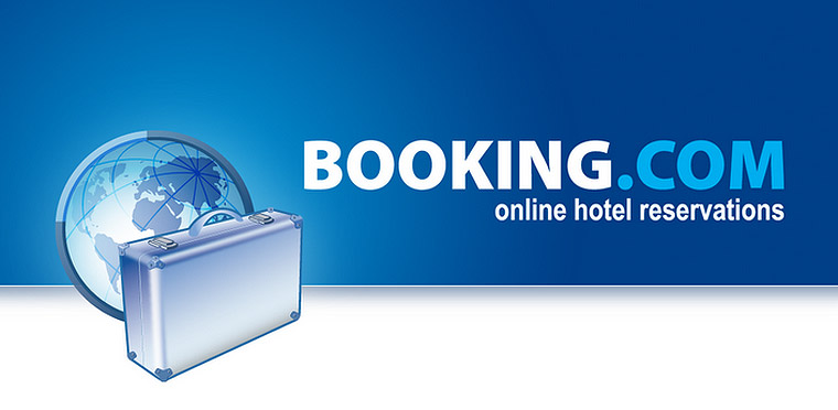 hotel booking apps - booking.com