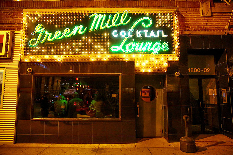 Green Mill Cocktail Lounge Chicago - things to do in Chicago