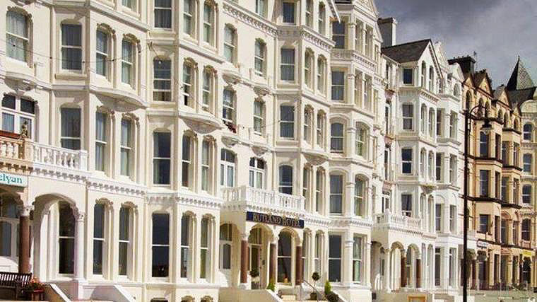 The Rutland Hotel in Douglas - the Isle of Man