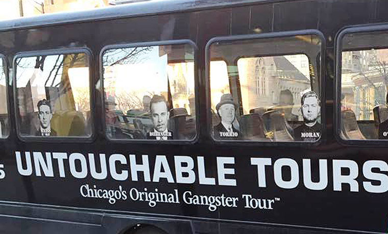 Untouchable Gangster Tour