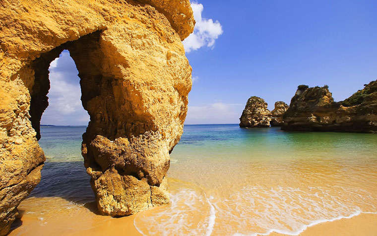 Vilamoura Beach Algarve