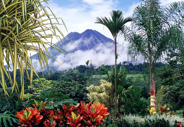 Costa Rica Volcanoes