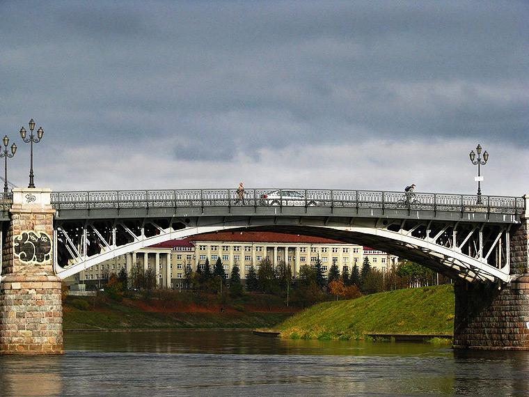 Zverynas Bridge