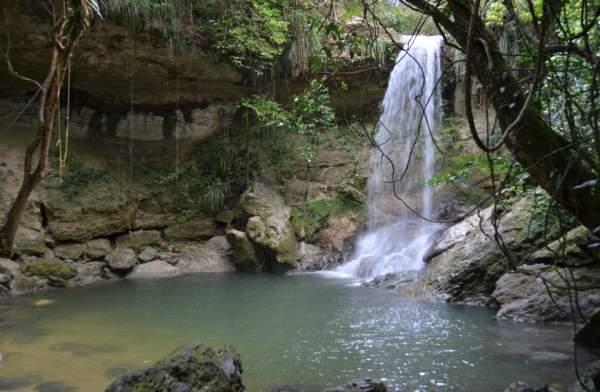 Gozalandia-Falls