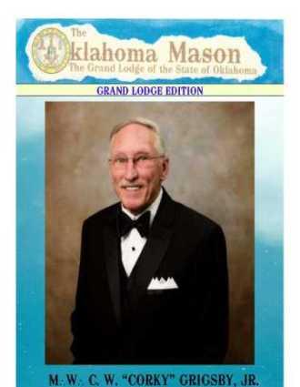 The Oklahoma Mason Magazine – Grand Lodge Edition 2018