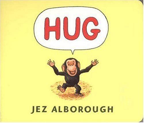 おすすめ英語絵本:HUG