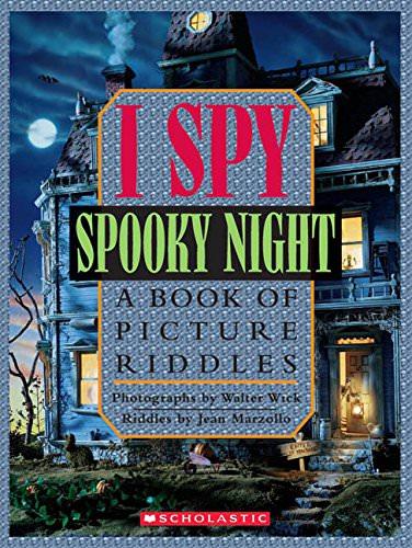 おすすめ英語絵本:I Spyシリーズ