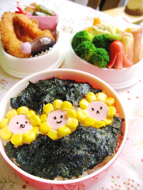 日本のキャラ弁