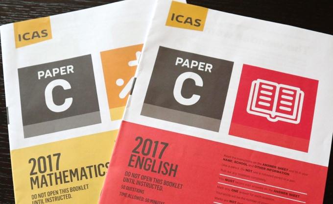 ICASはニュージーランドやオーストラリアで実施される共通テスト