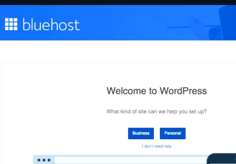 WordPress offer their help. On (How to start a WordPress blog)