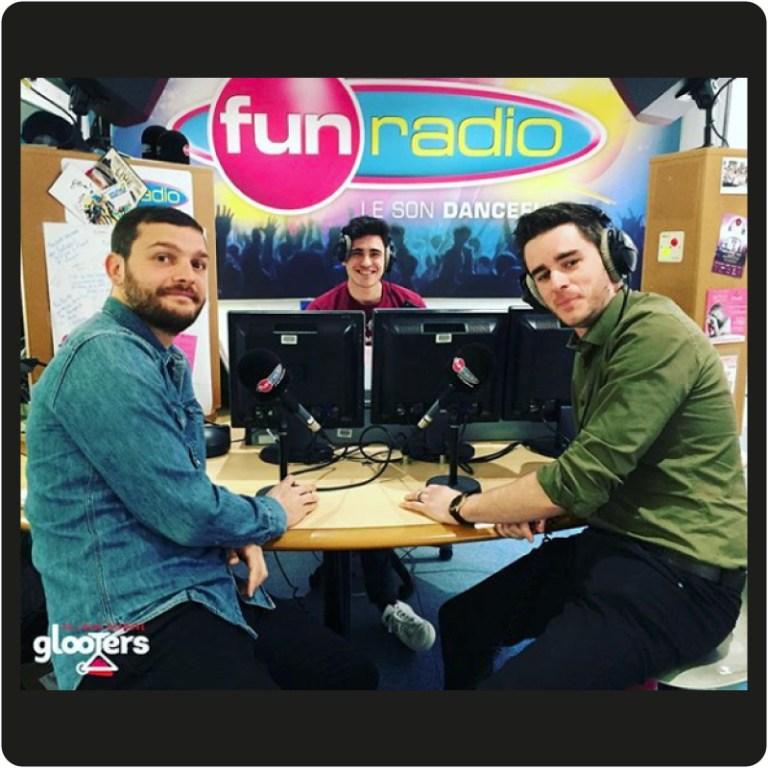 glooters presse fun radio