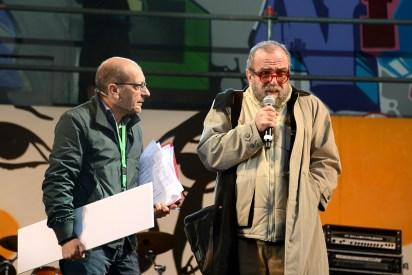 Dario Vergassola e Giobbe Covatta
