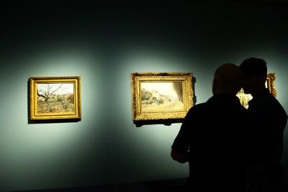 Gemme dell'Impressionismo - Museo dell'Ara Pacis di Roma - 2013