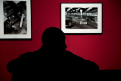 """Gianni Berengo Gardin alla presentazione della mostra """"Gianni Berengo Gardin, Elliott Erwitt - Un'amicizia ai sali d'argento"""" - AuditoriumExpo 2014"""