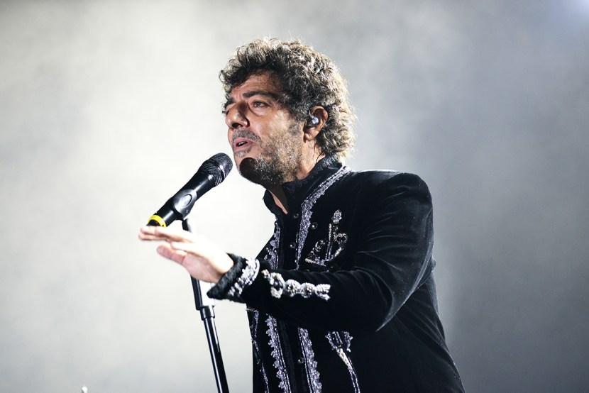 Agosto 2018 - Max Gazzè in concerto alle Terme di Caracalla di Roma