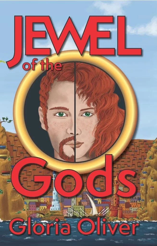 Jewel of the Gods by Gloria Oliver - Fantasy novel