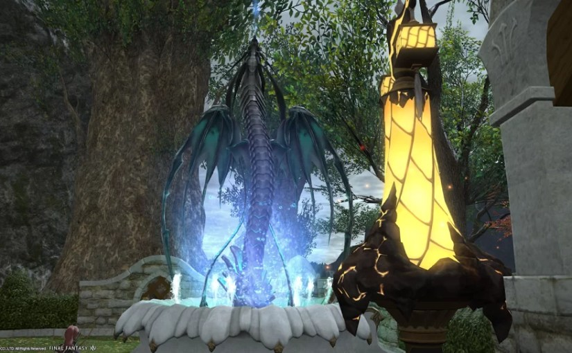 Virtual Tourist – Final Fantasy XIV 10/11/15