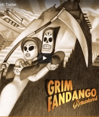 Virtual Tourist – Grim Fandango 7/10/16