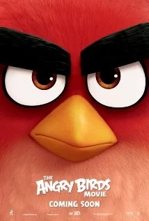 Movie Review – The Angry Birds Movie