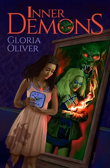 Inner Demons by Gloria Oliver - Uran Fantasy/Paranormal