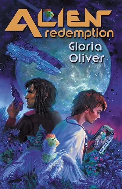 Alien Redemption by Gloria Oliver
