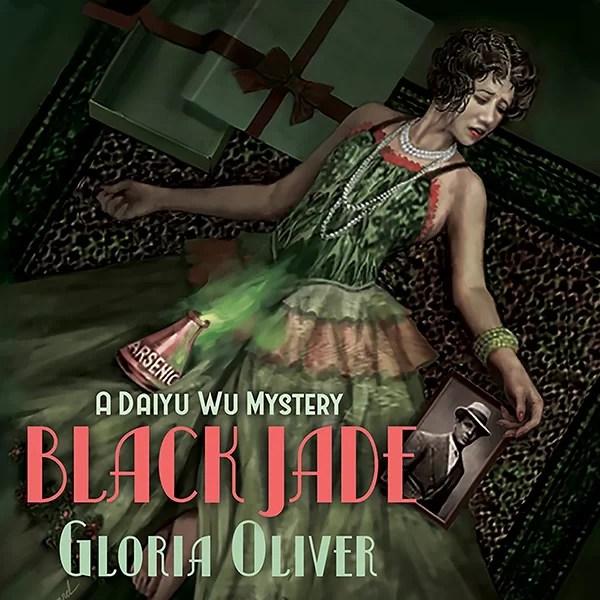 Black Jade - A Daiyu Wu Mystery Audiobook Cover