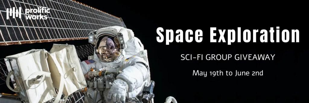 Space Exploration - Science Fiction