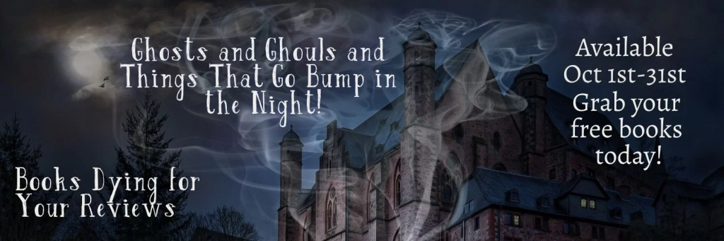 Ghost and Ghouls Books for Reviews