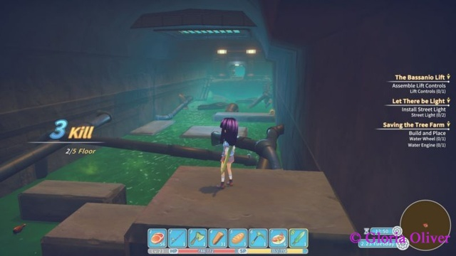 My Time at Portia - Hazardous Ruins Dungeon