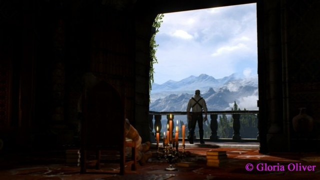 Witcher 3 - view from a dream
