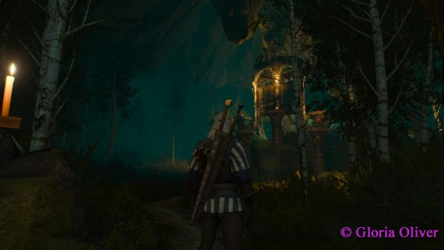 Witcher 3 - Keira's secret place