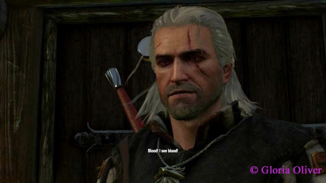 Witcher 3 - Geralt