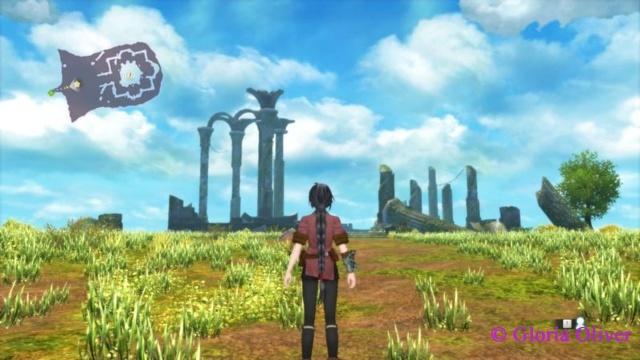 Tales of Berseria - ruins