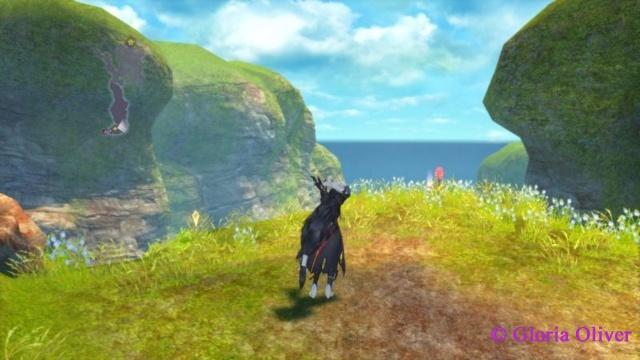 Tales of Berseria - coast