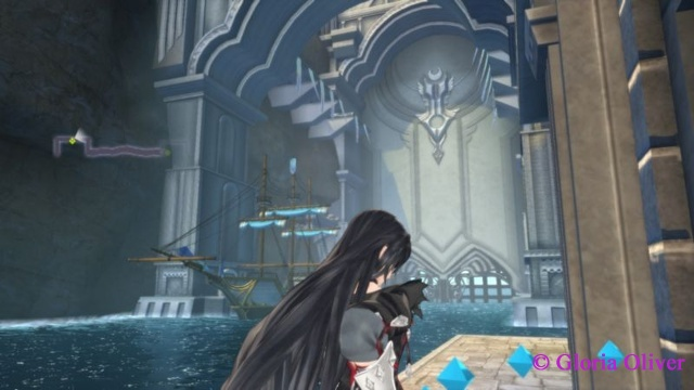 Tales of Berseria - locks