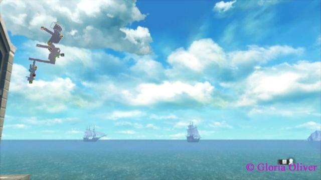 Tales of Berseria - calm seas