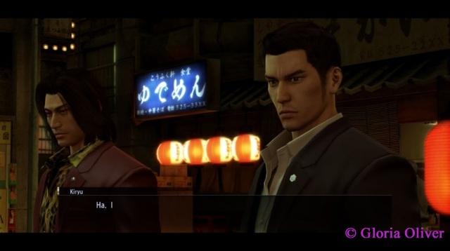 Yakuza 0 - Majima and Kyriu
