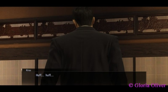 Yakuza 0 - upper floor in Dojima HQ
