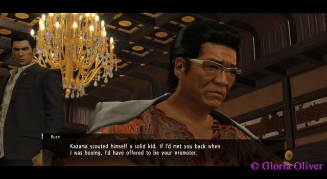 Yakuza 0 - Kuze