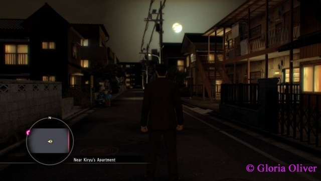 Yakuza 0 - Kiryu's neighborhood