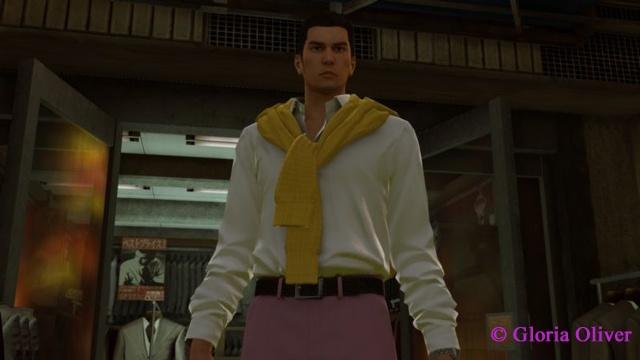 Yakuza 0 - Producer Kazuma